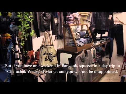 Bangkok Travel Guide 2015 -  Watpho ,Chatuchak Weekend Market ,Khaosan Road.