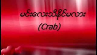 Myanmar New Love Songs 2011-2012