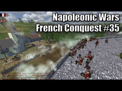 Napoleonic Wars - French Conquest #35 (Siège)