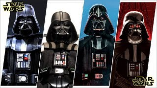 darth vader suit history