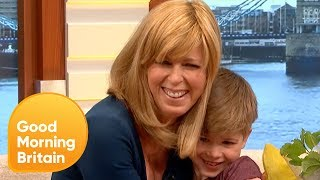 Kate Garraway's Family Join Her to Celebrate Her 50th Birthday | Good Morning Britain