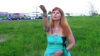1 Воздушный Поцелуй Сердца во Вселенную для Любви от Танюшки Курчиной практика 02 06