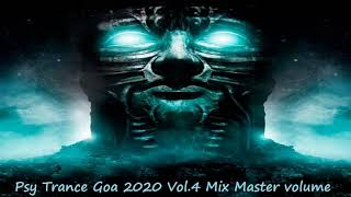 Psy Trance Goa 2020 Vol 4 Mix Master volume