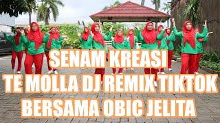 Download Lagu Senam TE MOLLA Dj Remix Viral Bersama Obic Jelita mp3