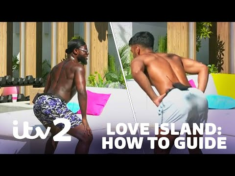 Love Island: 'How To' Guide | Love Island: Unseen Bits 2020 | ITV2
