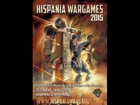 HISPANIA WARGAMES 2015