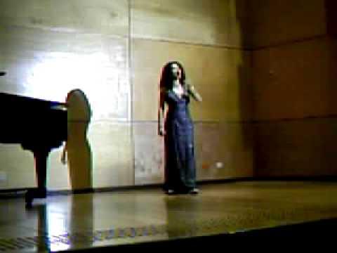 Caro Nome - Ivette Flores