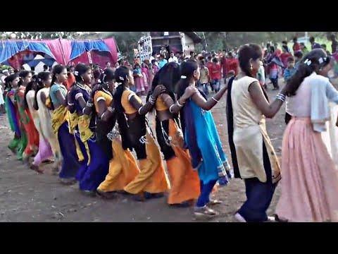 Best Adivasi Dance 2018 // आवजे मारी जानूङी//New Style Aadivasi Dance thumbnail
