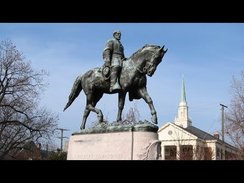 """Charlottesville VA Backs """"Reparations"""" Fund for Black Residents & Votes to Sell Robert E. Lee Statue"""