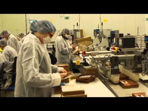Hessenatie Logistics' Integrated Chocolate Platform
