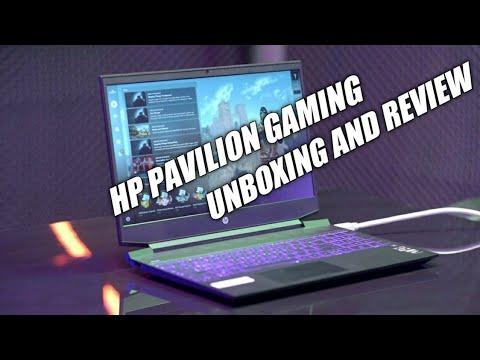 HP Pavilion Gaming 15.6-inch FHD Gaming Laptop (Ryzen 5-4600H/8GB/1TB HDD /NVIDIA GTX 1650 Unboxing