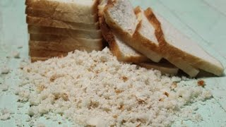 How to Make Breadcrumbs | Sanjeev Kapoor Khazana