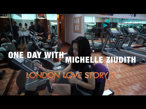 One day with Caramel (London Love Story 2) - Michelle Ziudith