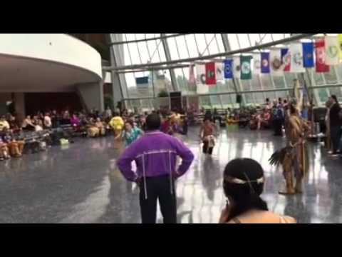 Teens Eastern War Mashantucket Pequot Veterans Pow Wow 2015