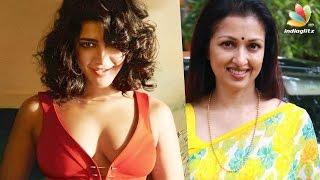 Shruti Hassan Clarifies Rift with Gauthami | Hot Tamil Cinema News