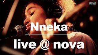 Nneka - Shining Star • Live @ Nova