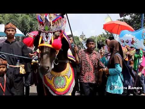 Karnaval Budaya Seni Kuda Renggong HUT Sumedang ke 440