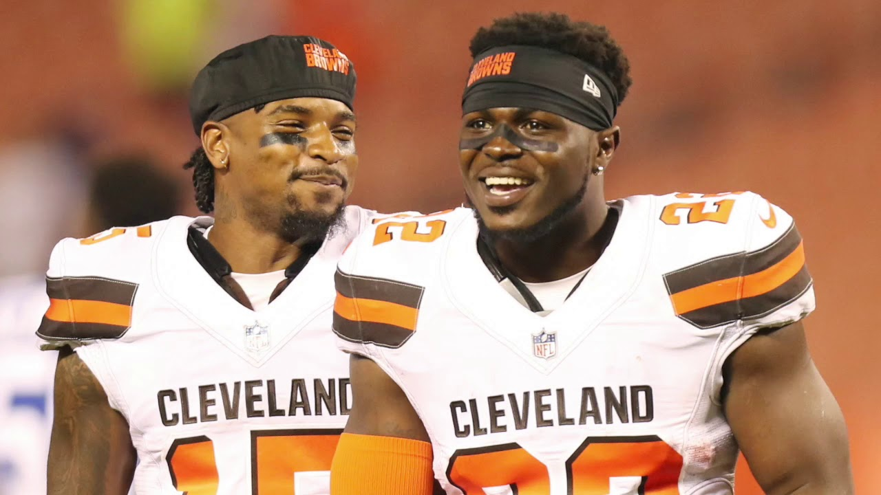 Cleveland Browns: Talking to myself about getting a kick out of the defense -- Terry Pluto