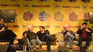 Dortmund Comic Con 2019 Star Wars Actors panel