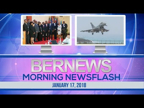 Bernews Newsflash For Wednesday, January 17, 2018