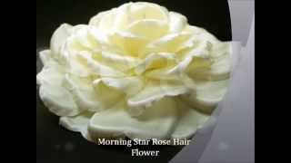 Couture Rose Bridal Wedding Hair Accessories by Floreti Thumbnail