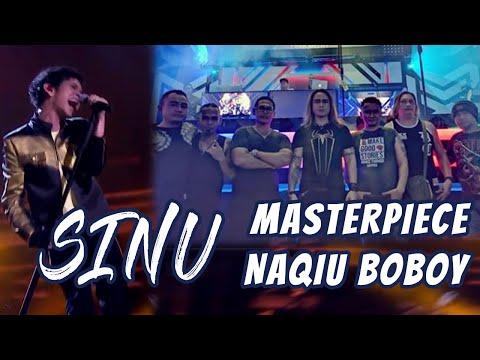 Naqiu Boboy - Sinu (Rock Iban Song Original By Masterpiece)