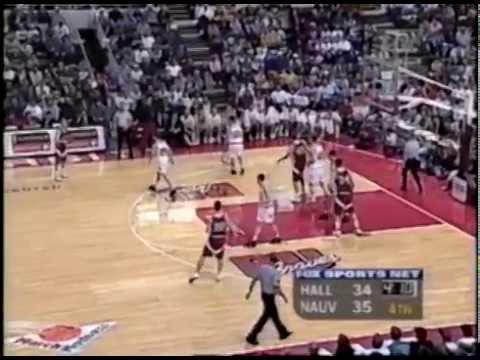 1998 IHSA Boys Basketball Class A Championship Game: Nauvoo (N.-Colusa) vs. Spring Valley (Hall)