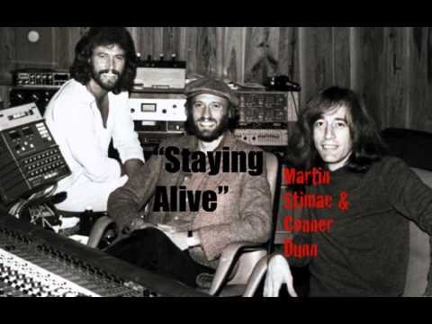 """""""Staying Alive""""  Cover by Martin Stimac and Connor Dunn"""
