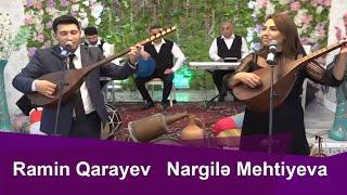 """Ramin Qarayev və  Nargilə Mehtiyeva  deyişmə """"Hüseyni"""""""