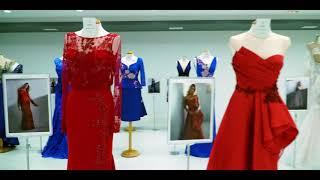 Nuevas colecciones de vestidos de fiesta y novia 2019