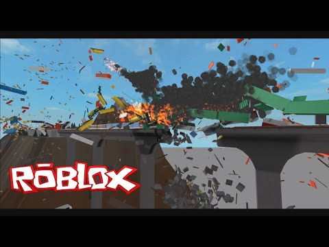 Bring On The Madness (ROBLOX Train Crashes)
