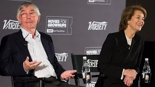 Charlotte Rampling, Tom Courtenay on