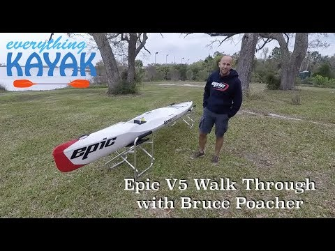 Epic V5 Walk Through with Bruce Poacher
