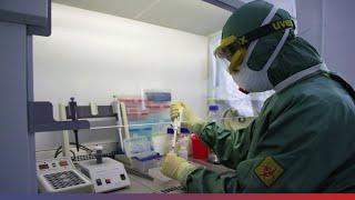 АЛРОСА передала Якутии экспресс-тесты на коронавирус