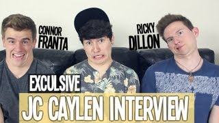 Connor Franta & Ricky Dillon Interview Jc Caylen Thumbnail