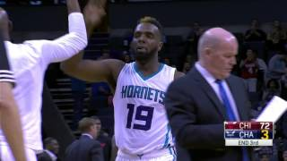 P.J. Hairston Stops and Pops from Way Downtown to Beat the Buzzer
