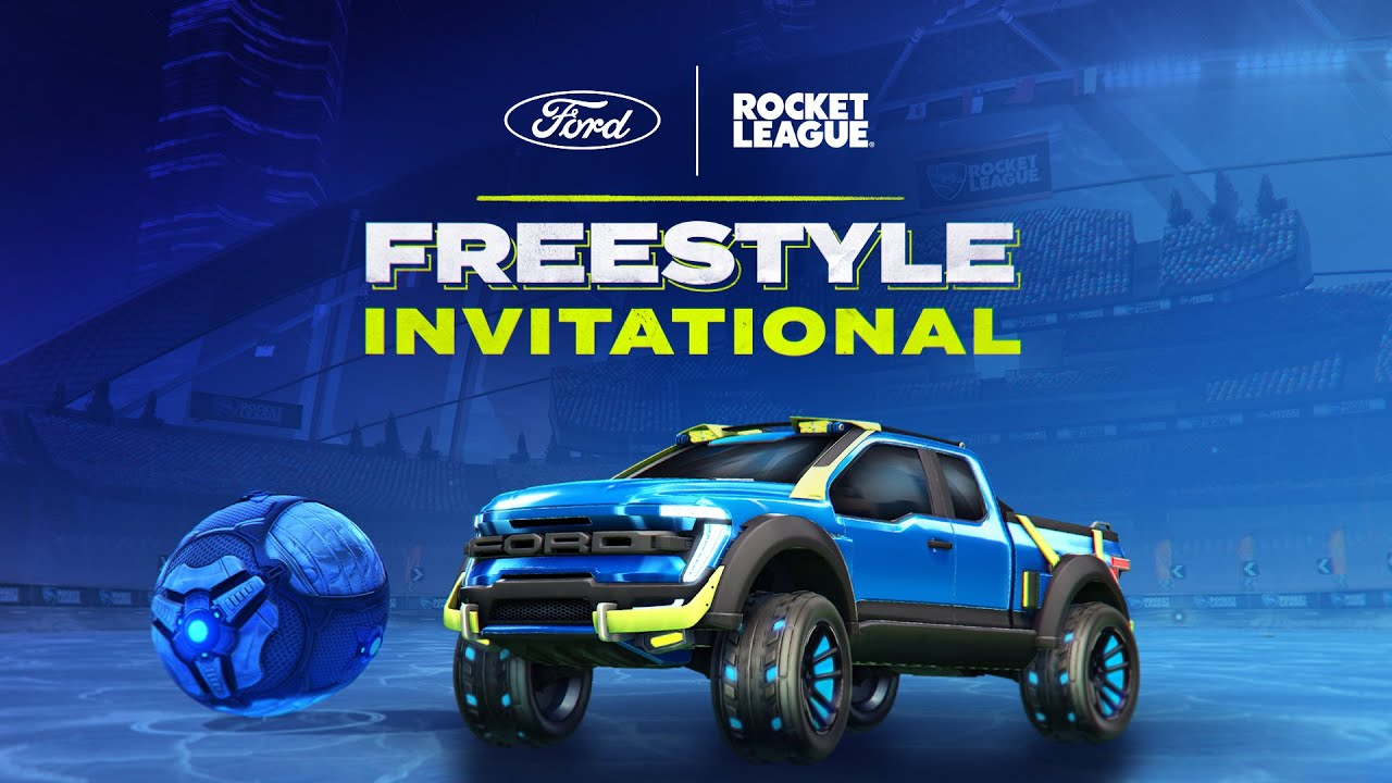Ford + Rocket League Freestyle Invitational: Tag Eins