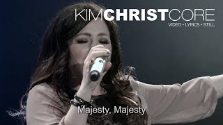 Kari Jobe - Majesty (Michael W  Smith) (Lyrics)