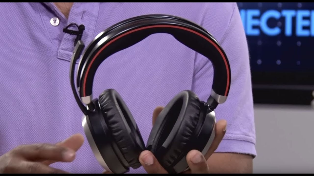The Jabra Evolve 80 Best Noise Cancelling Headset For Work Youtube
