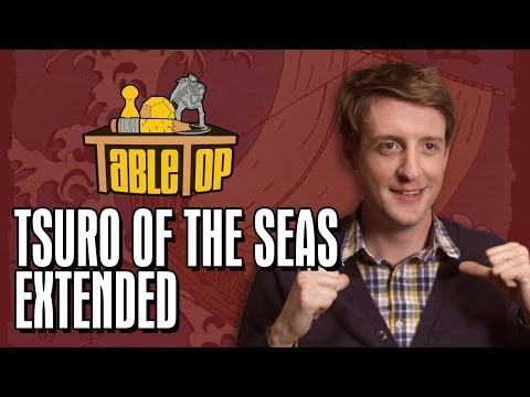 TableTop Extended: Tsuro of the Seas (Wil Wheaton, Kevin Pereira, Brendan Halloran, Andy Hull)