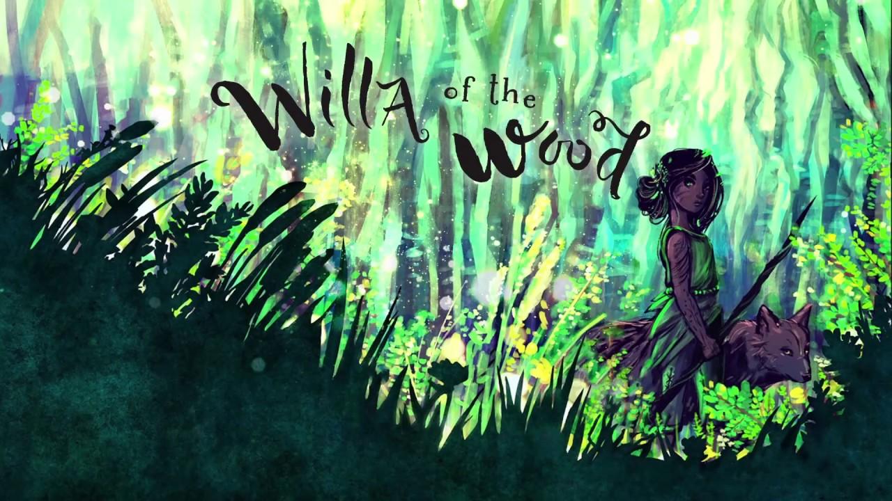 Znalezione obrazy dla zapytania: willa dziewczyna z lasu