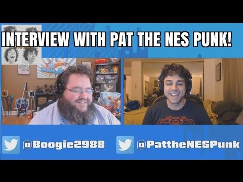 Boogie2988 Interviewed By Pat the Nes Punk! Not So Common Podcast!