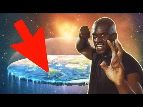 Flat Earth Documentary (Shaquille O'Neal) Confirms Flat Earth thumbnail