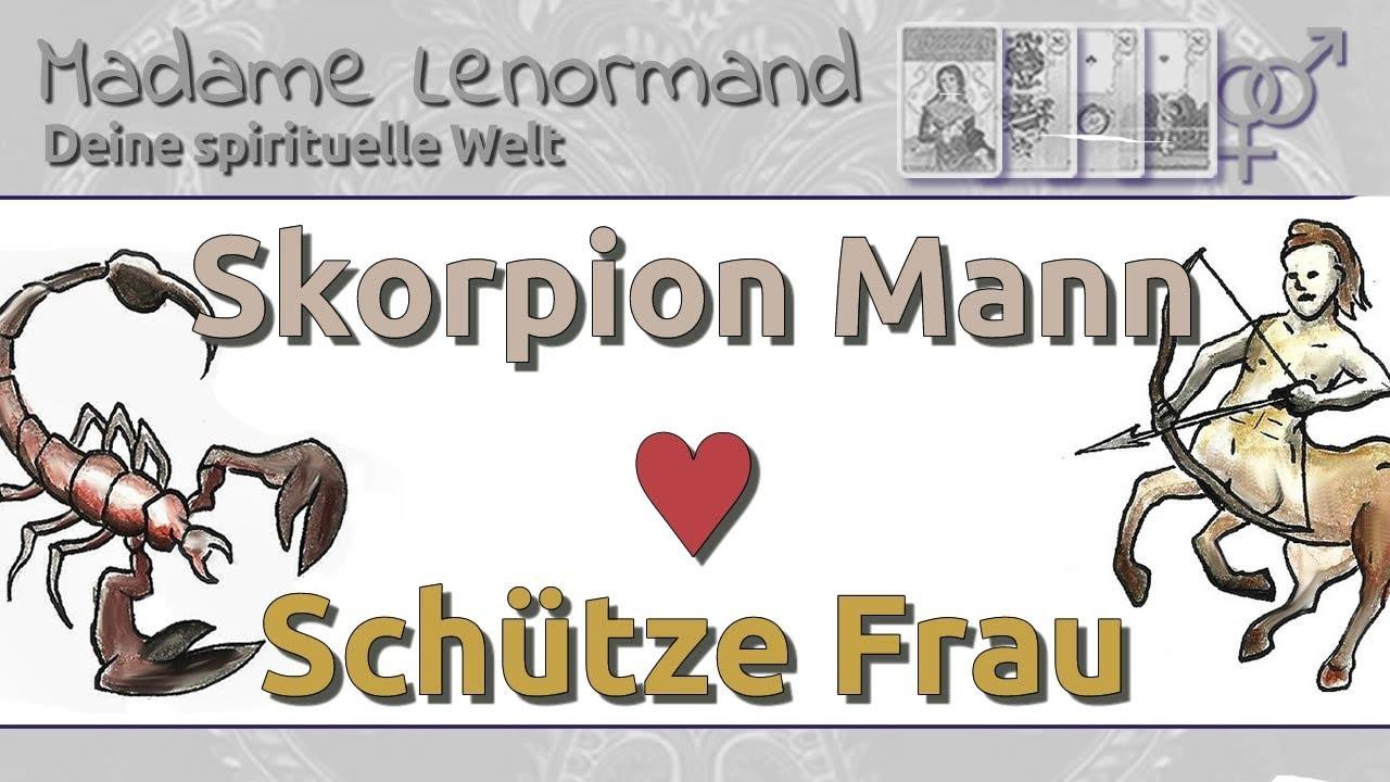 Skorpion Mann & Schütze Frau: Liebe und Partnerschaft