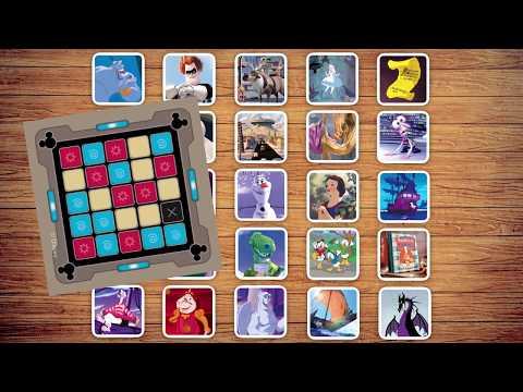 Disney - Codenames Board Game - Video
