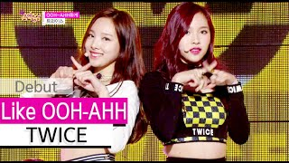 [HOT] TWICE - Like OOH-AHH, 트와이스 - OOH-AHH하게, Show Music core 20151024