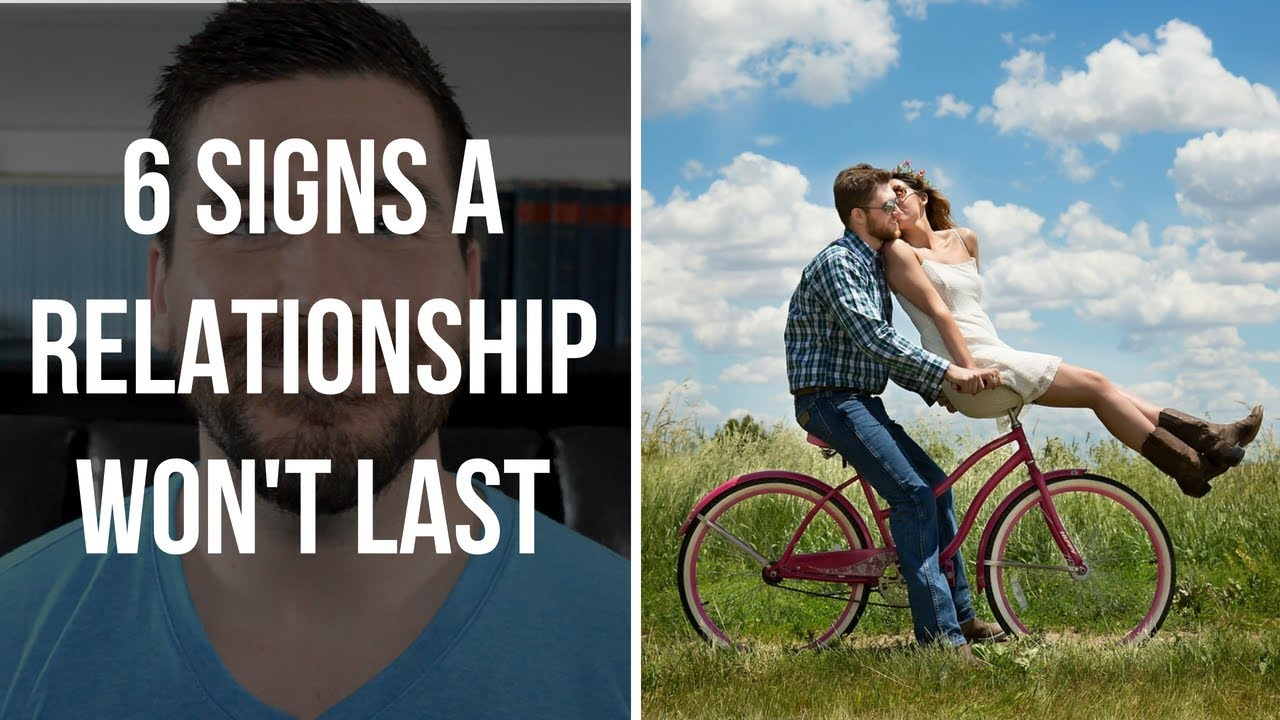 Good christian dating relationship signs it is over