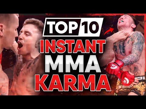 10 MMA Fighters
