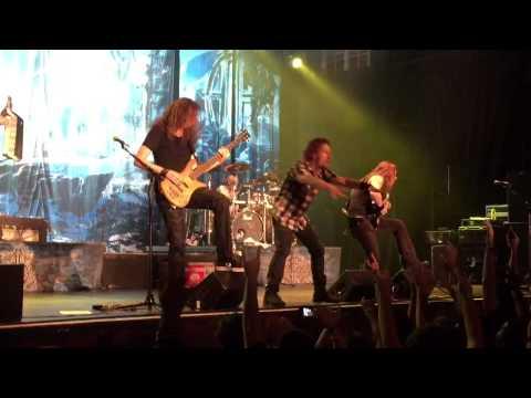 Sonata Arctica - Wolf & Raven live