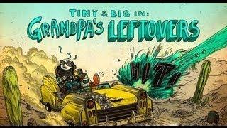 Обзор игры Tiny & Big: Grandpa